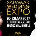 Sarawak Wedding Expo, 10 - 12 march 2017