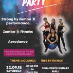 Fitness Fiesta Party: 22 September 2018