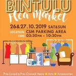 26 - 27 of November 2019: Bintulu Flea Market